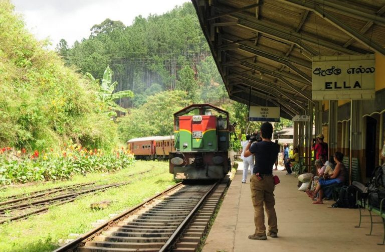 Ella Station, Sri Lanka