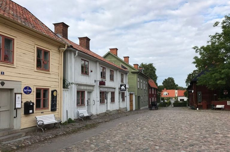 Open Air Museum Old Linkoping