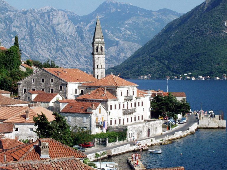 Photo: Perast city