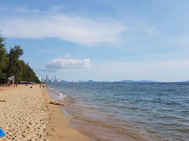 Pratumnak Beach, Thailand