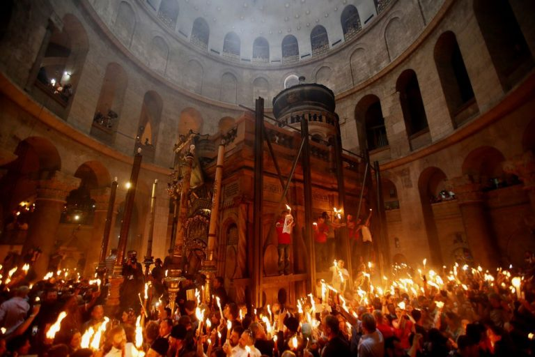 The Rite of the Descent of the Holy Fire