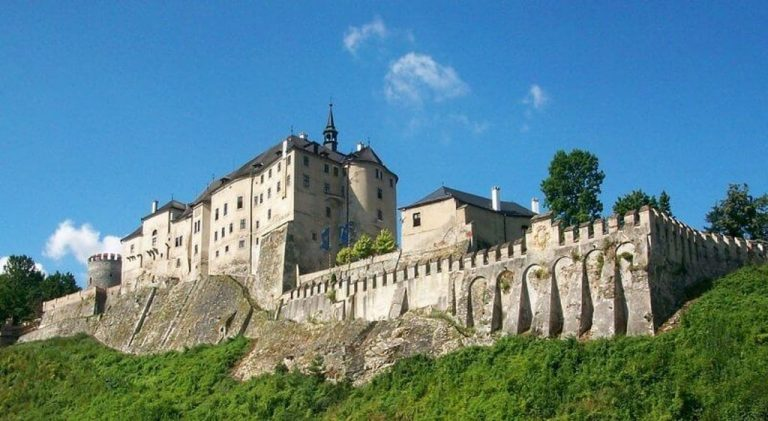 Castle Czech Sternberg