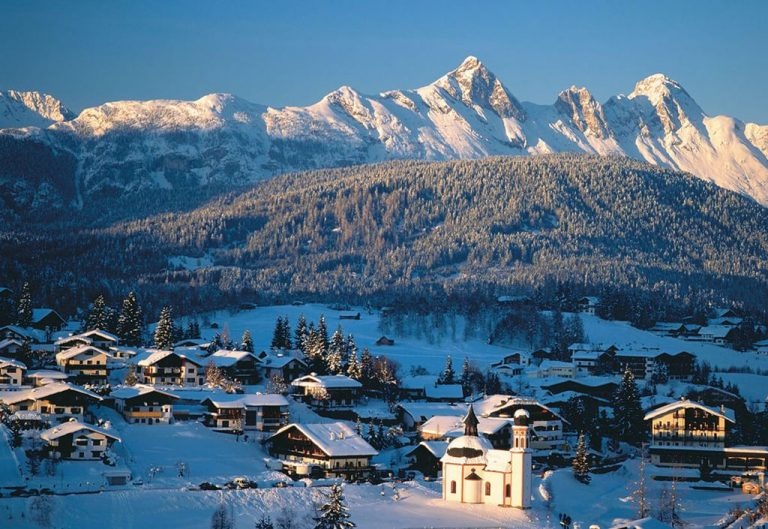 Seefeld - an ancient Tyrolean village