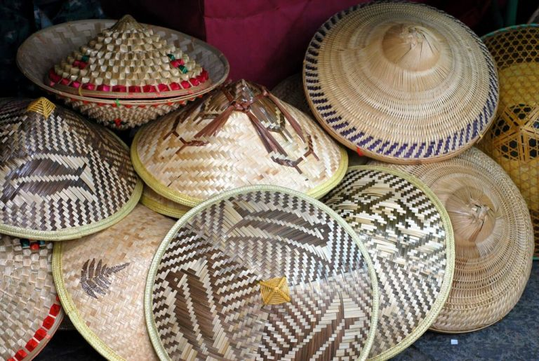 Pointed Vietnamese Hats