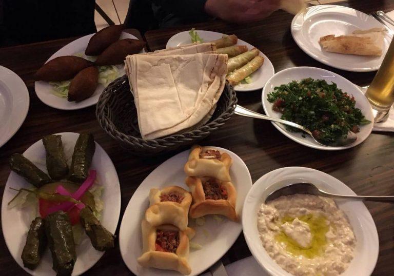 Dinner at Al Jannah