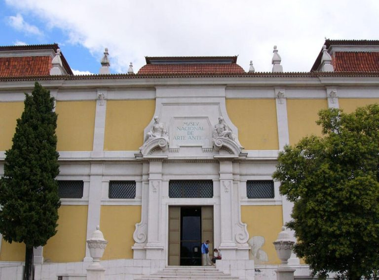 Museum of Ancient Art in Lisbon