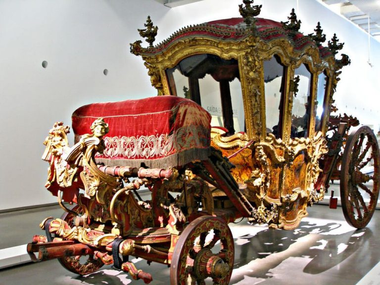 The carriage of King Joao V (1706-1750)
