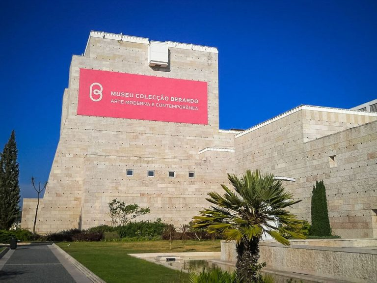 Museum of Modern and New Art Berardo