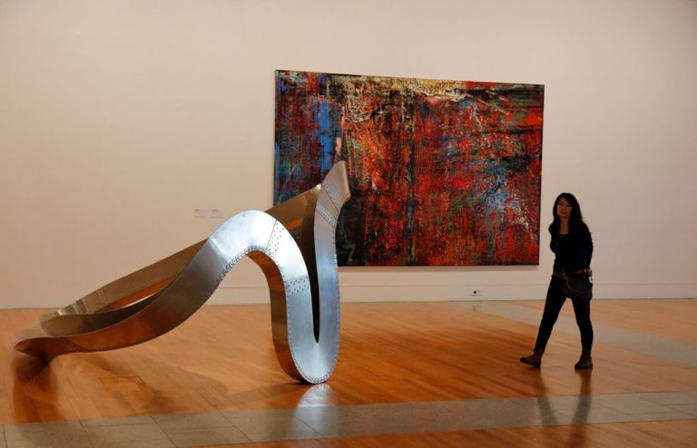 Expositions in the Museum of Modern and New Art of Berardo