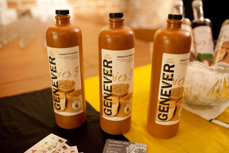 Genever - Local Alcoholic Beverage