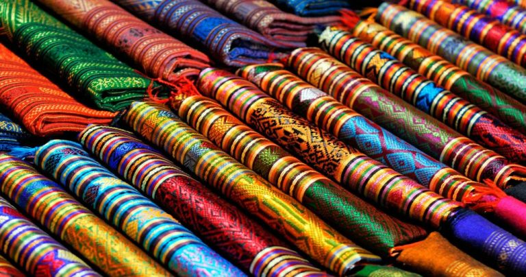 Fabric Selection in Cambodia