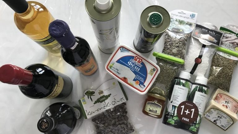What to bring from Greece