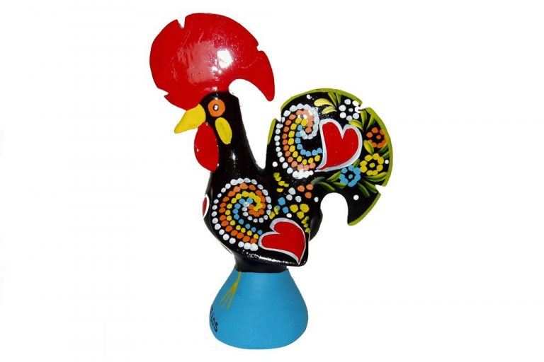 """Figurine rooster """"Barcelos"""""""