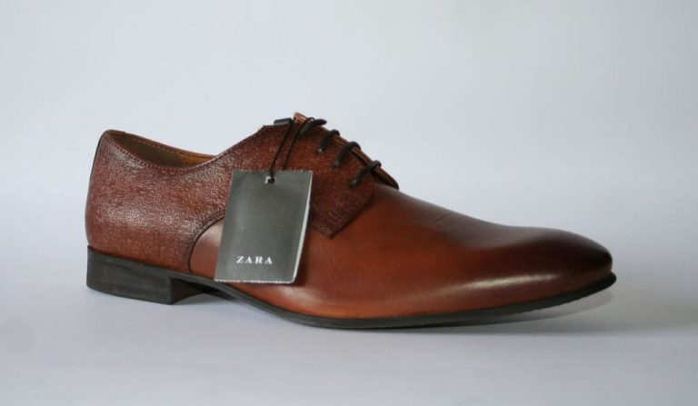 Men's shoes ZARA
