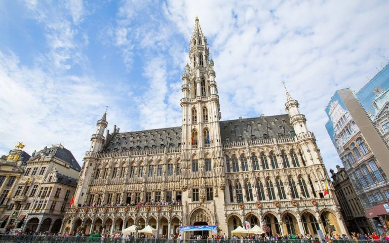 City Hall on Grand Place