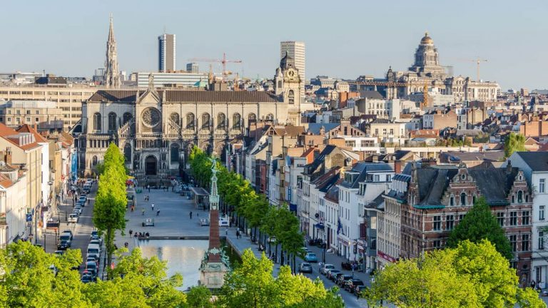 The capital of Belgium is Brussels
