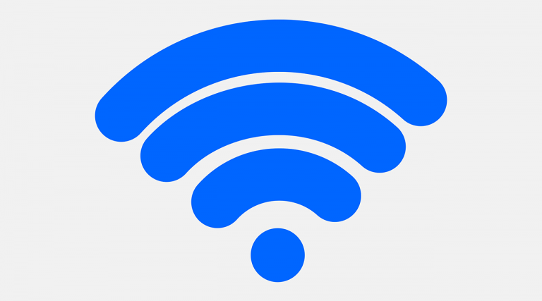 The museum has Wi-Fi