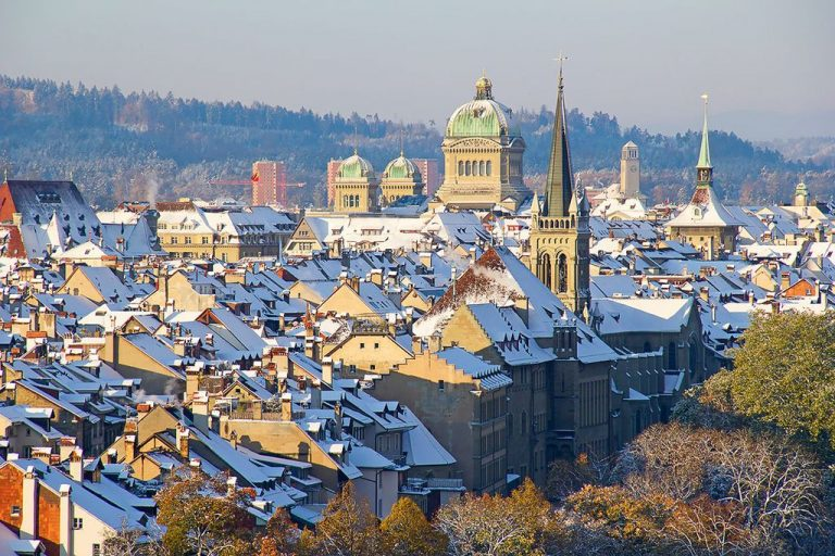 Winter Bern