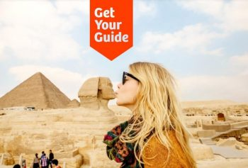 Guided tours with Get Your Guide